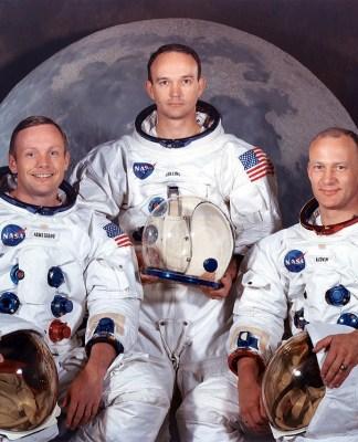 Apollo 11 Crew Picture