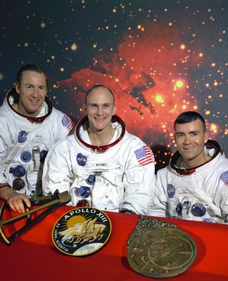 Apollo 13 Mission Crew