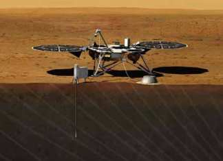 Mars Insight Lander Picture