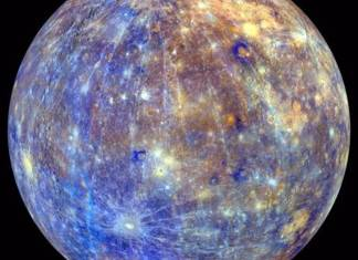 Planet Mercury Picture