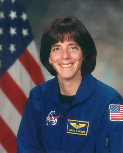 Barbara Morgan Picture - First Teacher in Space