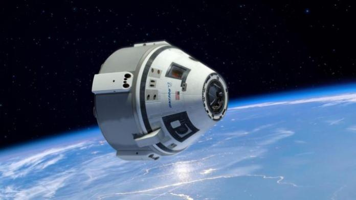 Boeing CST-100 Star Liner Picture