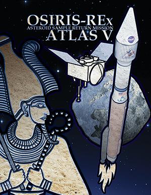 Osiris-Rex Atlas V Picture
