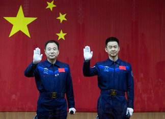 Shenzhou 11 Crew
