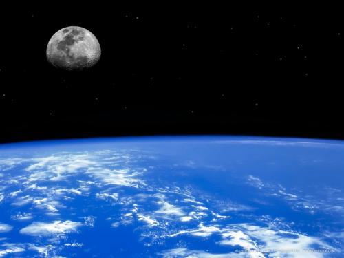 Blue Earth Picture