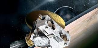 New Horizons Spacecraft Probe Picture