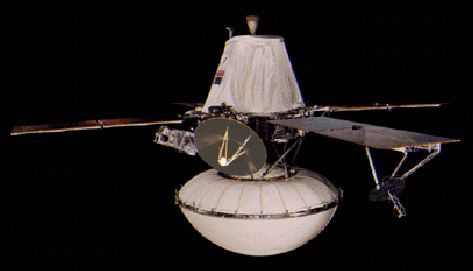 Viking Spacecraft