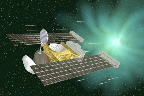 Stardust encounter with wild2 comet