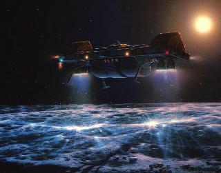 Luna Shuttle