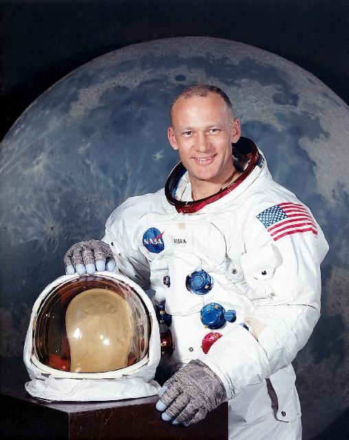 """Edwin """"Buzz"""" Aldrin - Apollo 11 Astronaut"""