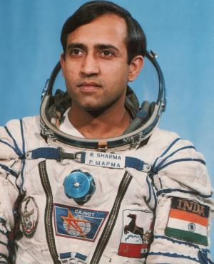 Rakesh Sharma Picture