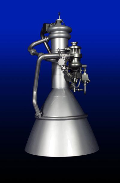 RL60 Next Generation Rocket Engine Picture