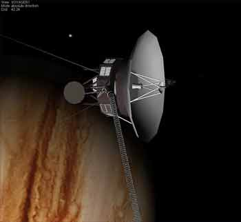 Voyager 1 Picture