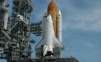 Space Shuttle Atlantis Picture