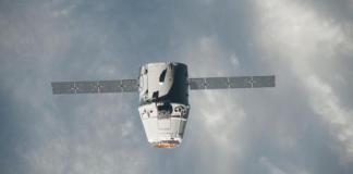 SpaceX Dragon Spacecraft