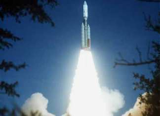 Voyager 2 Launch Picture