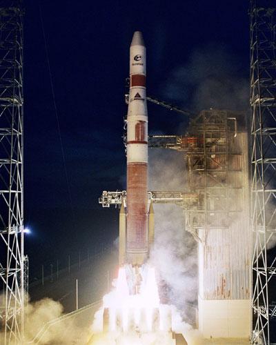 Delta 4 Rocket