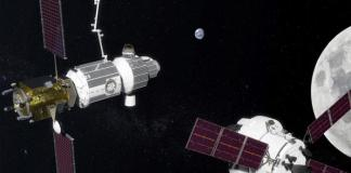 Deep Space Gateway Picture