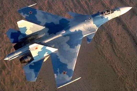 Su-35E (http://www.aerospaceweb.org)