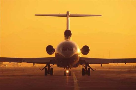 Aerospaceweborg  Aircraft Museum  Boeing 727