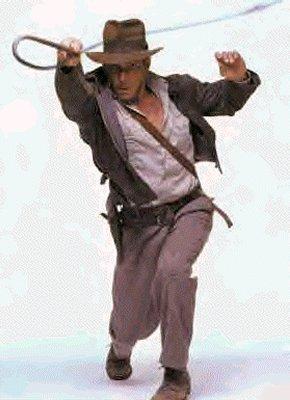 Indiana Jones via Google images