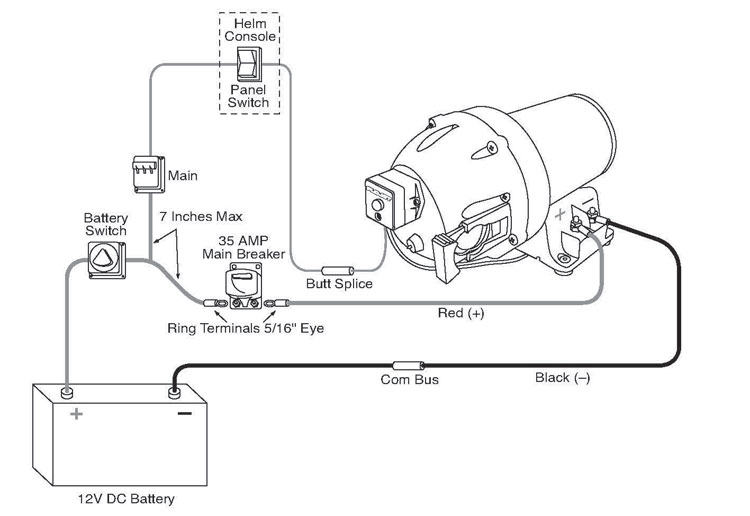 Water Pump Wiring Diagram : 25 Wiring Diagram Images
