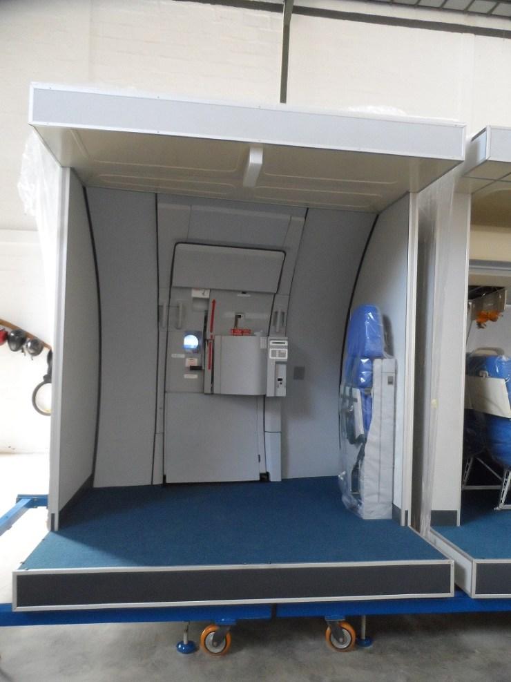 cabin training device 5