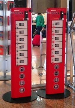 BarcelonaEl Prat instala 12 puntos de recarga de mviles
