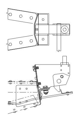 Aero Twin, Inc.-Rudder Gust Lock Repair Kit for Cessna Caravan
