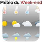 météo du week-end