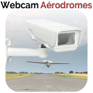 webcam sur aérodromes