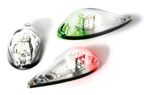 Des strobes à LED pour la sécurité passive