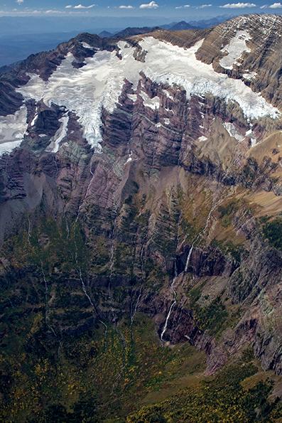 Harrison Glacier - Glacier NP