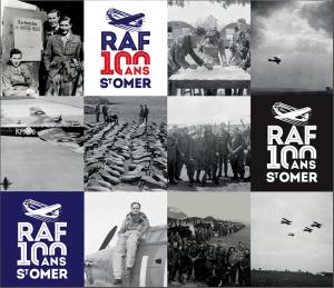 Les 100 ans de la RAF à… Saint-Omer