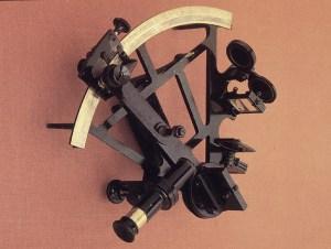 Navigation astronomique et instruments anciens