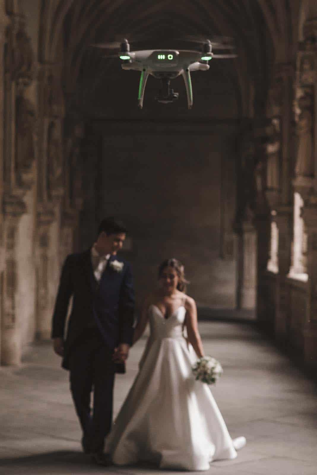 boda dron toledo