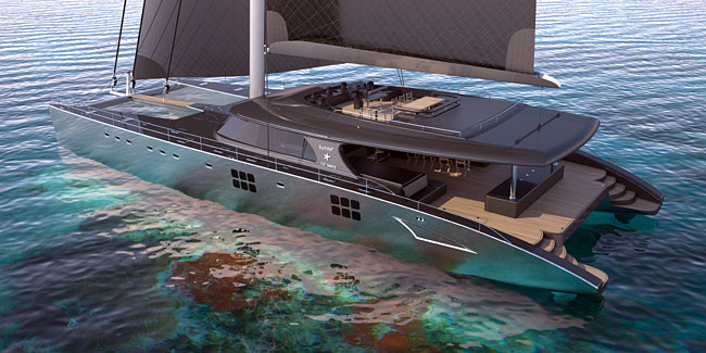 New Amp Preowned 100 Sunreef Catamarans Sunreef Yachts