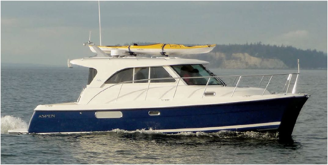 Aspen Power Catamarans LINY Catamaran Boats For Sale LI