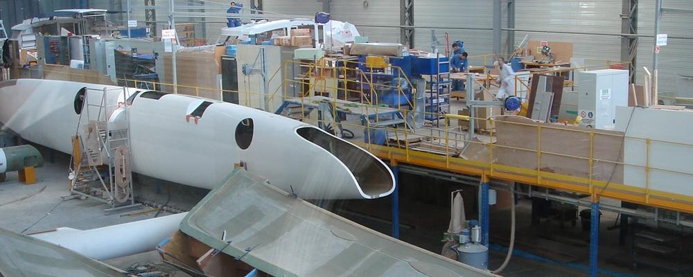 Aeroyacht Catamaran Project Management