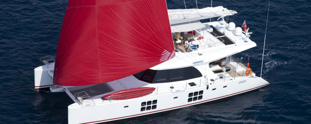 Sunreef 58 Catamaran