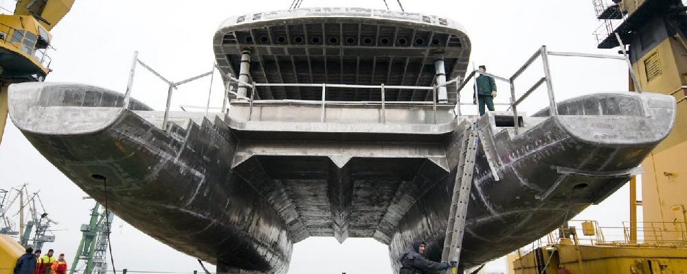 Sunreef 102 Catamaran