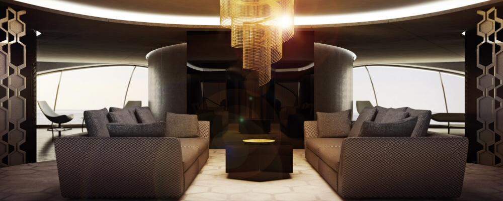 Sunreef Luxury Custom Trimaran