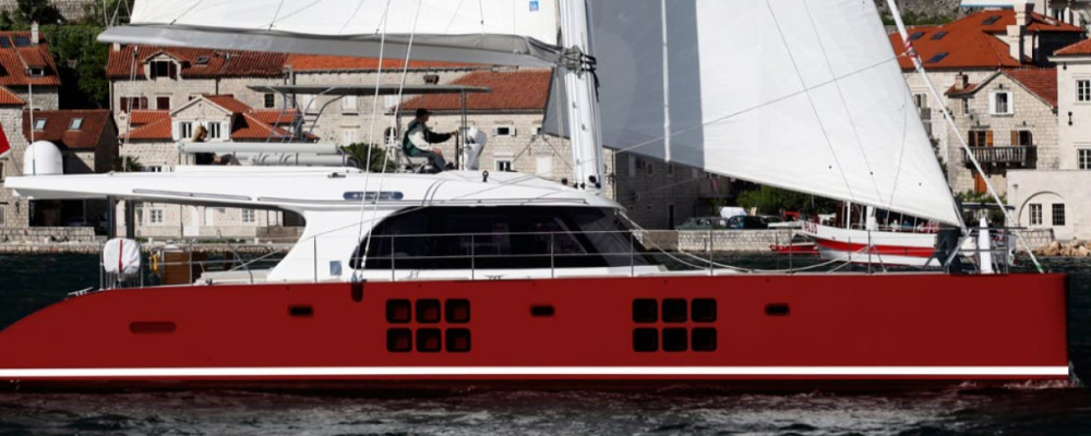 Sunreef 60 Catamaran