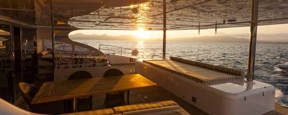 Sunreef 82 Catamaran