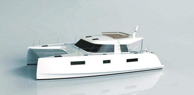 Bavaria Nautitech 46 Power catamaran