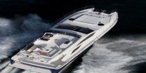 Mares 45 power catamaran photo gallery