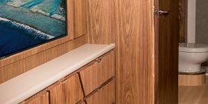 McConaghy 50 catamaran multihull interior 15