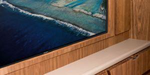 McConaghy 50 catamaran multihull interior 1