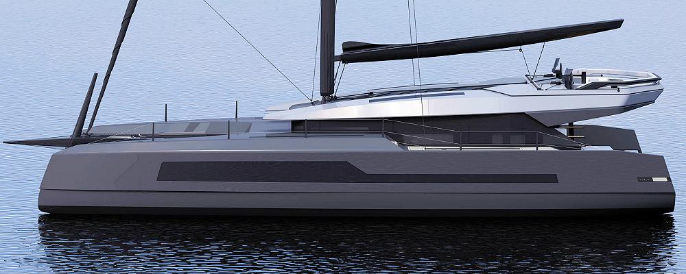 McConaghy 60 Multihull Catamaran