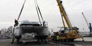 Bavaria Nautitech 47 Power catamaran